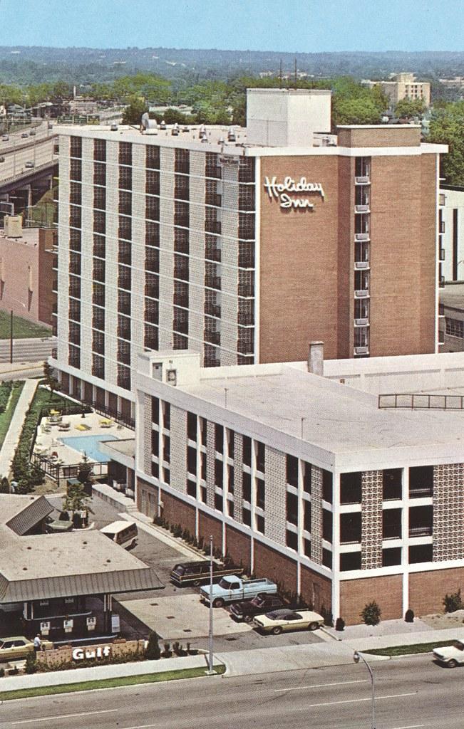 Holiday Inn Downtown - Dayton, Ohio