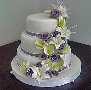 Hochzeitstorte Ute Kosmell Flickr