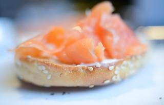 Febuary 11th - Bagle and Sam's Home Smoked Salmon | by The Hungry Cyclist