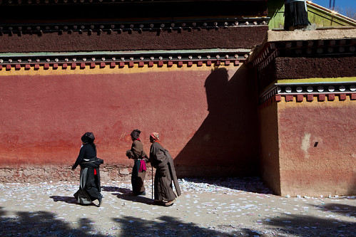 Tibetan new year,Aba,Sichuan | by woOoly
