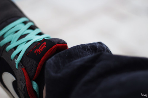 Nike Sb Paul Rodriguez  High Skate Shoes