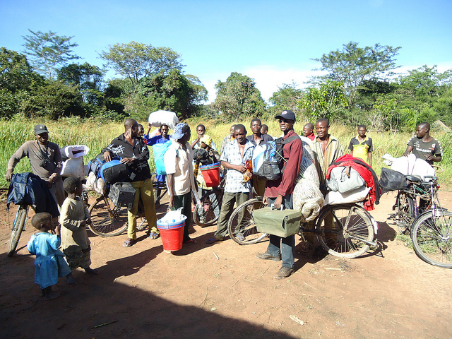 Gallery for AfSIS website: On the road with the field sampling team in southern Africa