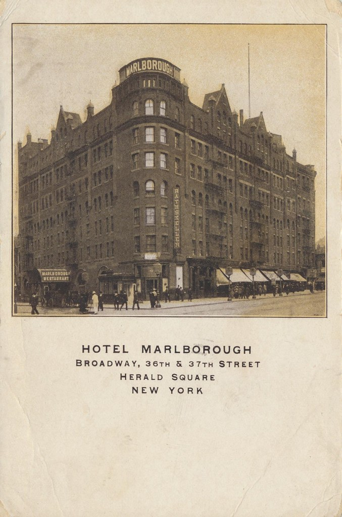 Hotel Marlborough - New York, New York