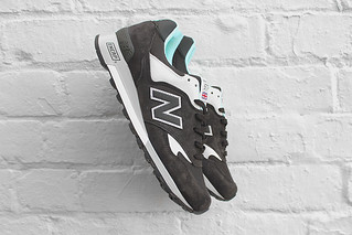 New Balance 577 - Ivory / Mint | by FUSShop