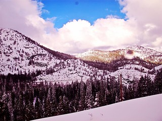 Donner Summit Spring Time | by Demetrios Lyras