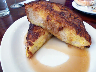 Wise Sons Jewish Deli - Challah French Toast | by bayareabites