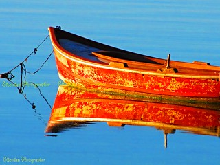 REFLECTION OF THE  FISHING BOAT... FRIGORIFICO ANGLO AREA FRAY BENTOS URUGUAY...WORLD HERITAGE (UNESCO) SINCE JULY 2015 | by elbetobm thanks for + 6 300.000 views.