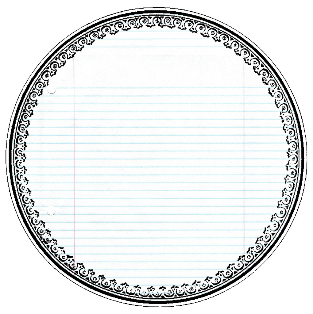 lined paper SAMPLE | This is a printable close up of some ep… | Flickr