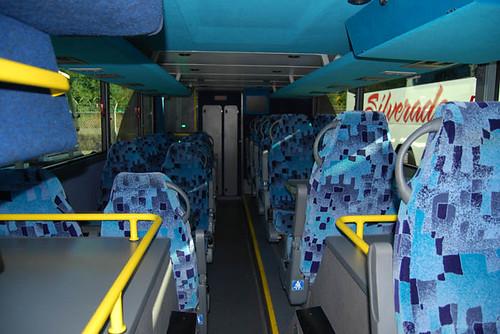 8191 double deck motorcoach interior 81 passenger van hool flickr. Black Bedroom Furniture Sets. Home Design Ideas