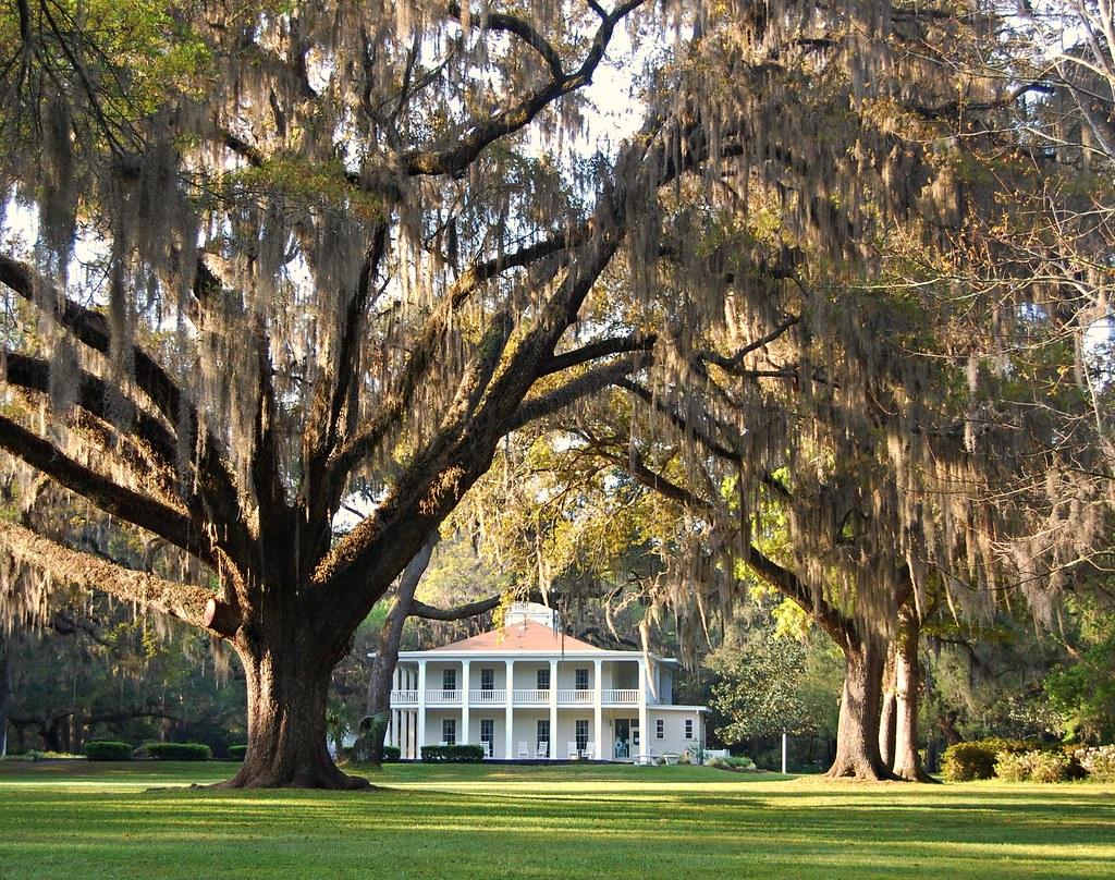 Eden Gardens State Park in Northwest Florida | Best seen LAR… | Flickr