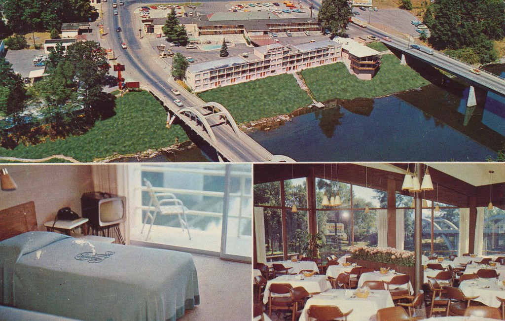 Riverside Motel and Restaurant - Grants Pass, Oregon
