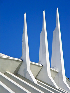 Space Mountain Spires | by eighthave