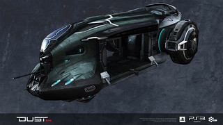 DUST 514: New Vehicle Roles and Characteristics | by PlayStation.Blog