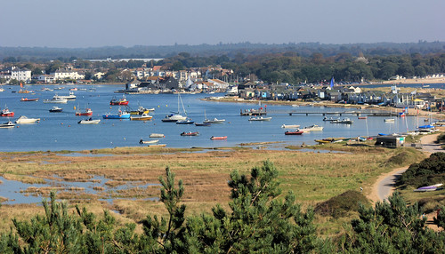 Christchurch Harbour 5 | by Ruth Livingstone