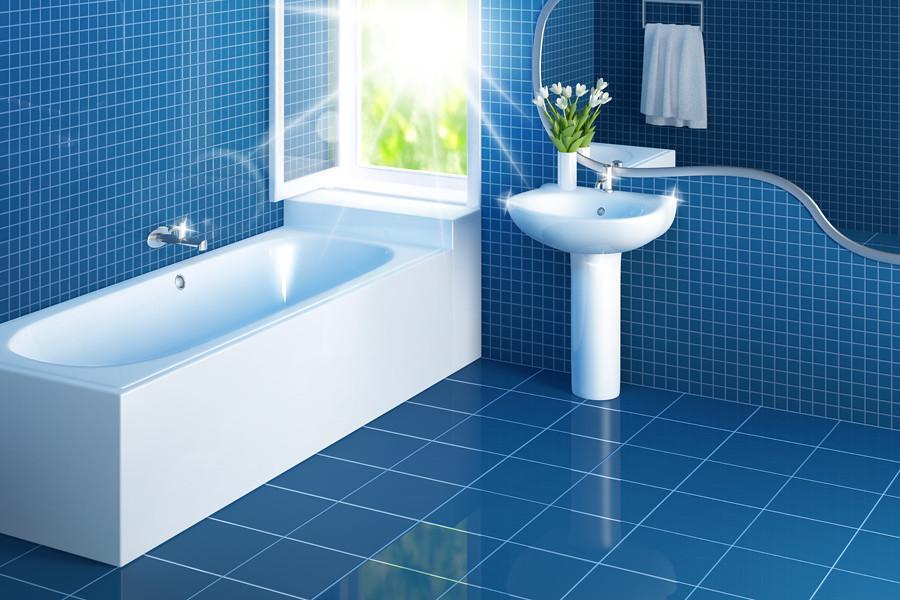 Резултат с изображение за clean bathroom tiles