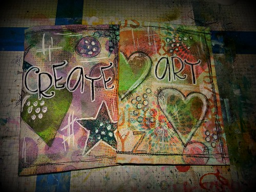 Canvas Art Journals | by shonniegrl71