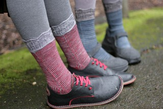 Laurelhurst Socks | by starathena