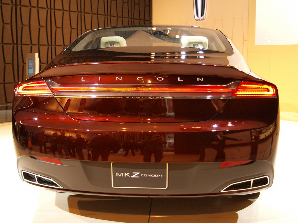 Lincoln MKZ Concept - CIAS 2012 | Michael | Flickr