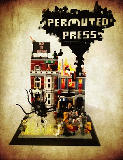 Permuted Press MOC | by ZombieMutts