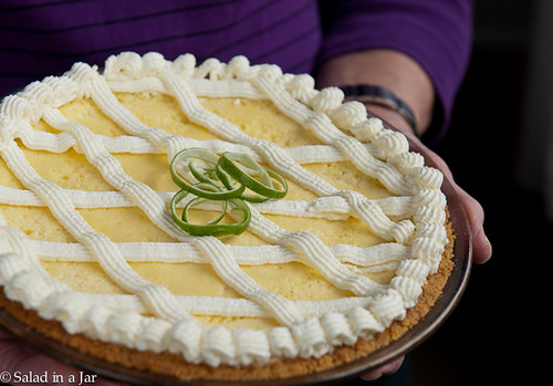 key lime pie and plastic knife experiment-16.jpg | by Salad in a Jar