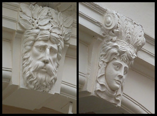 King & Queen Diptych | by kcm76