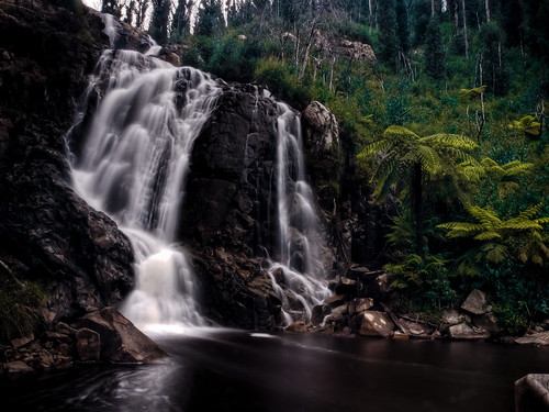 Steavenson Falls (HDR) | by Mr Keef