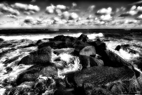 wet rocks 2 | by dubdream