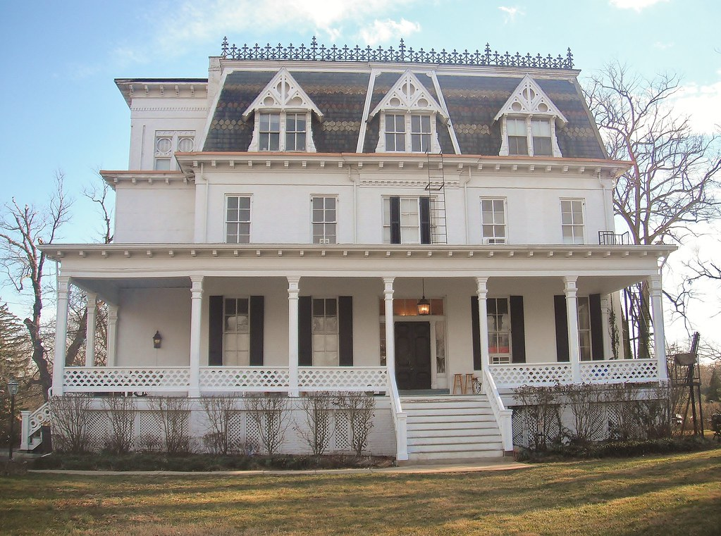 catonsville md the summit mansion 10 stanley dr c 1860 flickr