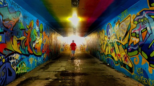 Colour Tunnel | by Nathan Murphy