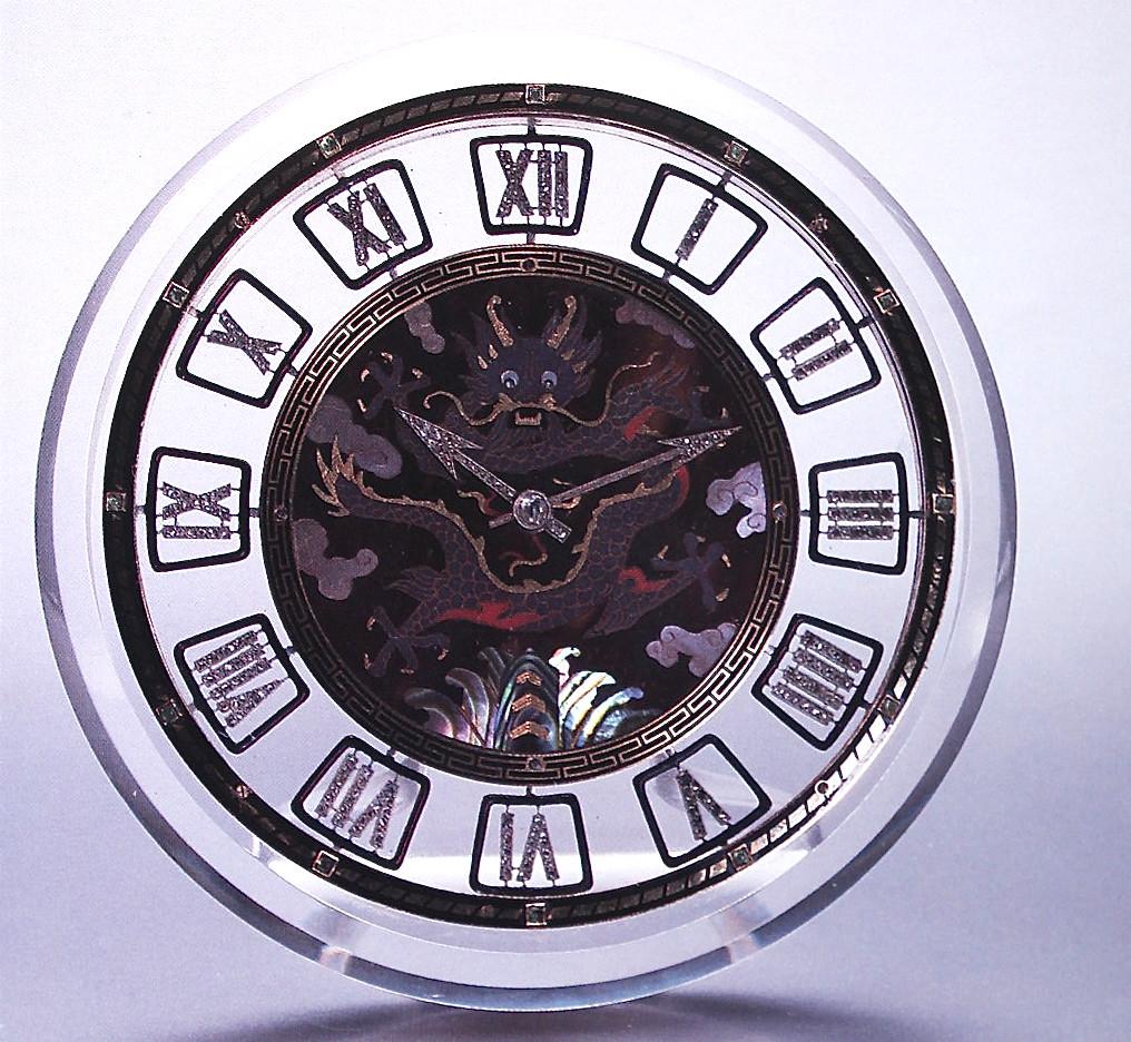 Cartier art deco clock cartier art deco clock images court flickr cartier art deco clock by clive kandel amipublicfo Images