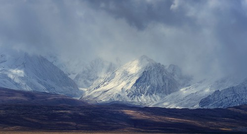 Tibetan Landscapes, one of its kind (Made in Tibet). | by reurinkjan