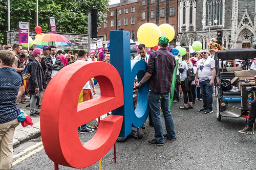 PRIDE PARADE AND FESTIVAL [DUBLIN 2016]-118036 | by infomatique