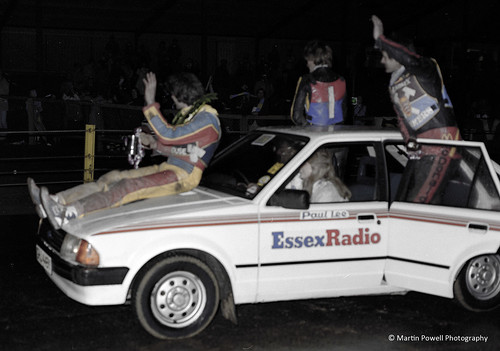 The Essex Radio Speedway Championship 5th April 1984 | by Cozy61