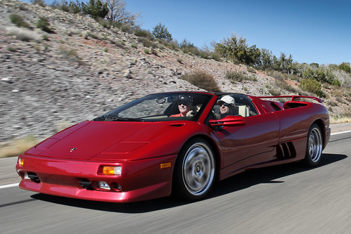 Lamborghini Diablo VT Roadster | by Monkey Wrench Media