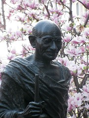 Mohandas K. Gandhi by edenpictures, on Flickr