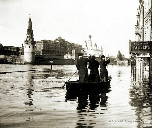 Moscow flood 1908 | by Campy Only