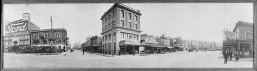 Old Taranaki Street | by National Library of New Zealand