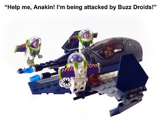 Buzz Droids | by Oky - Space Ranger