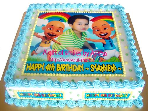 Cake Cupcakes Cookies Edible Image Ai sha Puchong Flickr