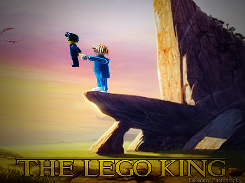 The Lego King (#04 Lego Movies Serie) | by Heredero 3.0
