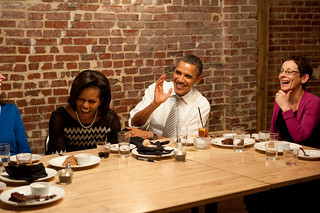 Dinner with Barack and Michelle—Washington, D.C., March 2nd, 2012 | by Barack Obama