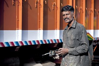 Truck Painter, II | by Meanest Indian