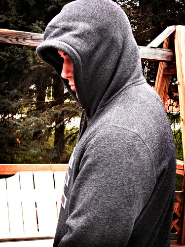 My son stands with Trayvon Martin's family | by Pahz