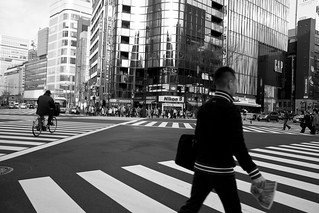 Friday afternoon in Ginza | by aliona's photos