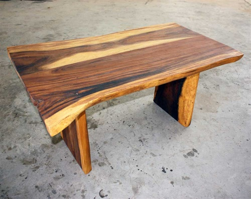 Wood Slab Coffee Table for sale Wood Slab Coffee Table for Flickr