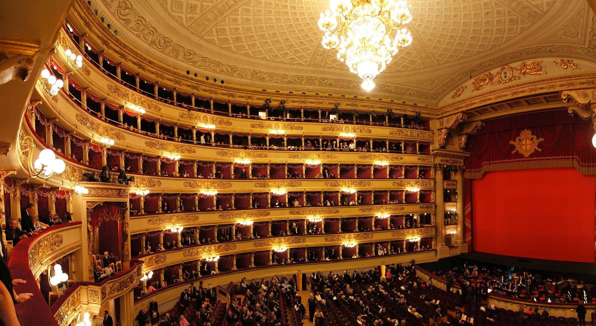 Театр Ла Скала Милан