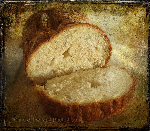 "Jesus ""answered and said, 'Man shall not live by bread alone, 