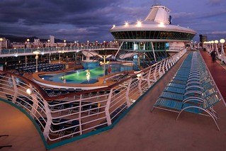 Pool Deck | by RoyalCaribbeanIntl