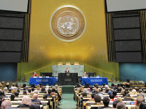 "Dr. Jeffrey Sachs Speaks on ""The UN in an Era of Global Instability"" 