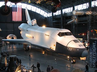 Space Shuttle Enterprise | by spacemike